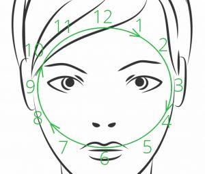 Yoga ocular: moviendo los ojos como un reloj