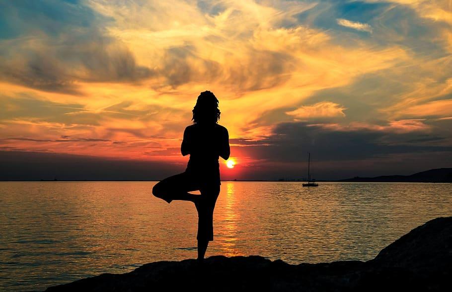 El equilibro se alcanza con la relajación